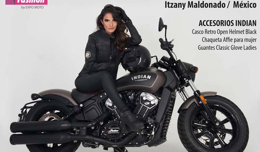 Photo of México presente en las pasarelas de Moto Fashion con Itzany Maldonado