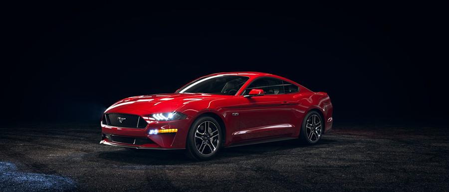 Photo of Continua el musculoso Mustang siendo el más vendido en el mundo celebra 54 años