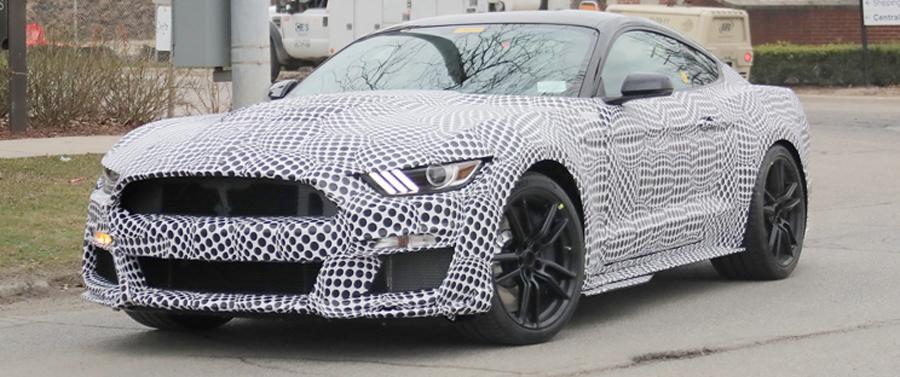 Photo of Ahora que esta de festejo Mustang fotos espías trae el Ford Mustang Shelby GT500 ´20