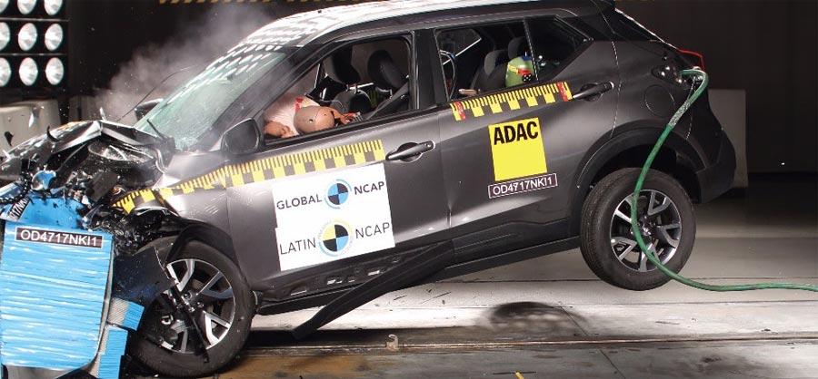 Photo of Últimos resultados de Latin NCAP: Nissan impacta con cuatro y cinco estrellas mientras que Aveo obtiene cero estrellas
