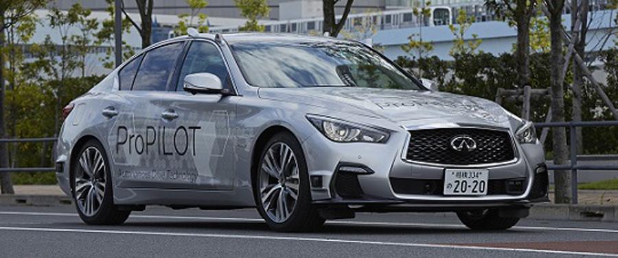 Photo of Nissan prueba tecnología prototipo completamente autónoma en las calles de Tokio