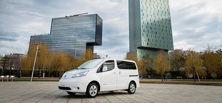 Photo of La van eléctrica Nissan e-NV200 expande su rango de autonomía