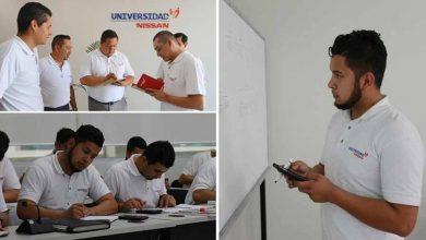 Photo of La primera en sumarse al programa al programa Jóvenes Construyendo el Futuro: NISSAN MEXICANA