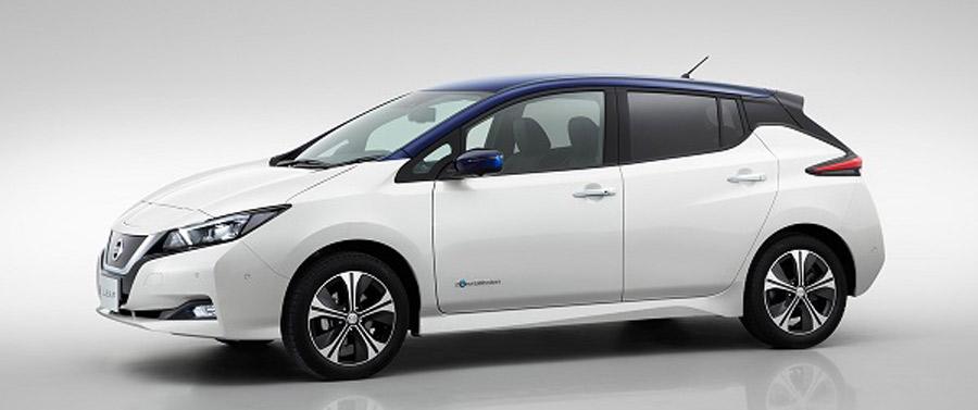 Photo of El nuevo Nissan LEAF fusiona la innovación eléctrica con las tecnologías ProPILOT Assist y e-Pedal