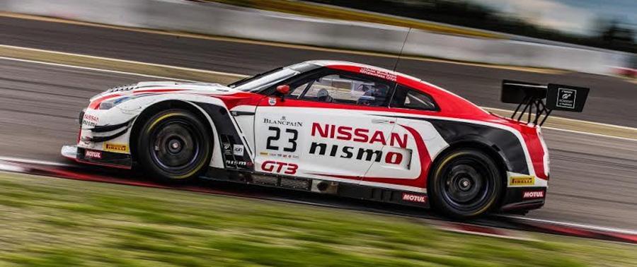 Photo of Triunfa Nissan en el Blancpain Endurance Series