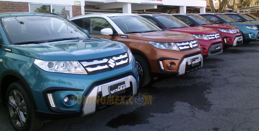 Photo of Presentó Suzuki autos México la Nueva Vitara