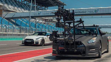 Photo of ¿Cuál es el único vehículo capaz de filmar al GT-R NISMO 2020? Otro GT-R
