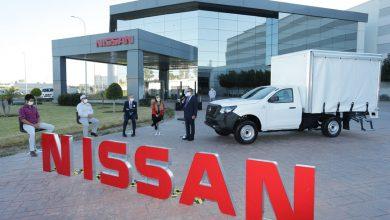 Photo of Maestra en Aguascalientes es sorprendida al recibir una Nissan NP300 adaptada como salón de clases móvil