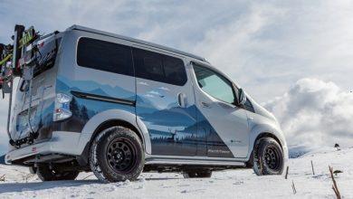 Photo of Nissan presenta la van Winter Camper Concept, diseñada para las aventuras invernales