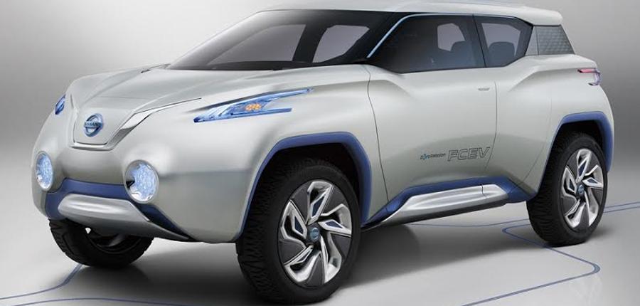 Photo of Presentó Nissan el nuevo vehículo concepto TeRRA y el recién lanzando GT-R 2017 en Auto Show de Guangzhou 2016