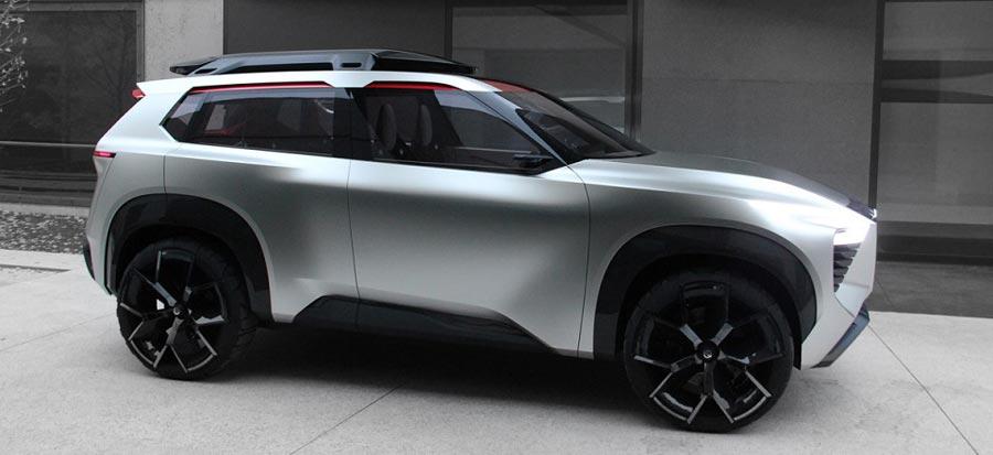 Photo of Nissan Xmotion Concept hace su debut en el Salón Internacional del Automóvil de Norteamérica 2018