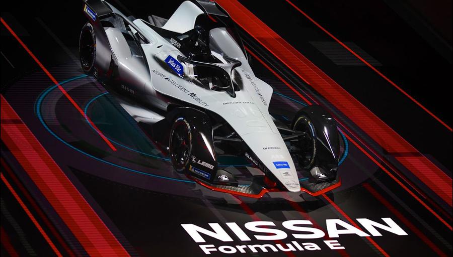 Photo of Presentan el prototipo de NISSAN para  la fórmula E en el Salón de Ginebra