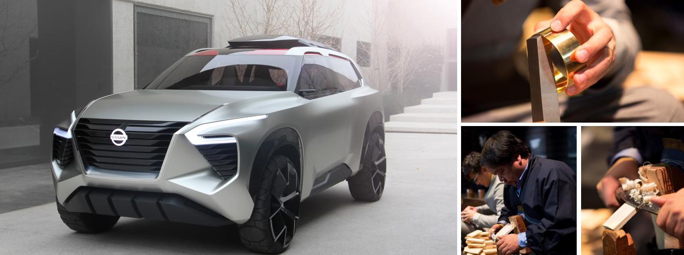 Photo of Nissan Xmotion Concept fusiona la tradición con la modernidad