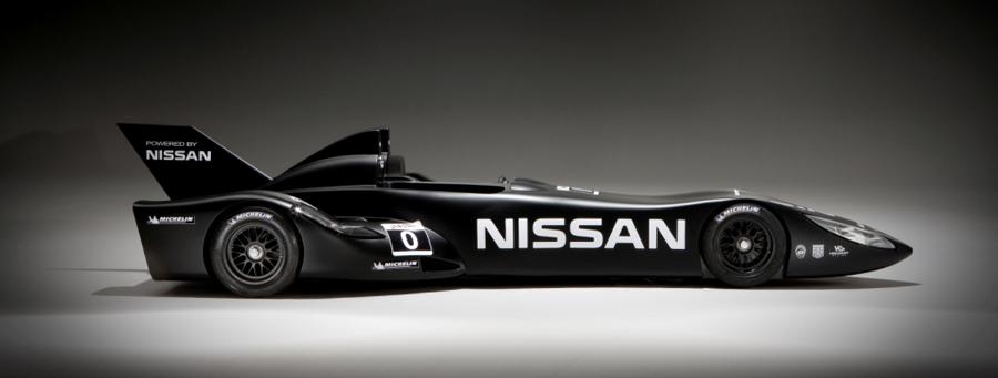 Photo of Apuesta Nissan por el innovador proyecto DeltaWing para Le Mans