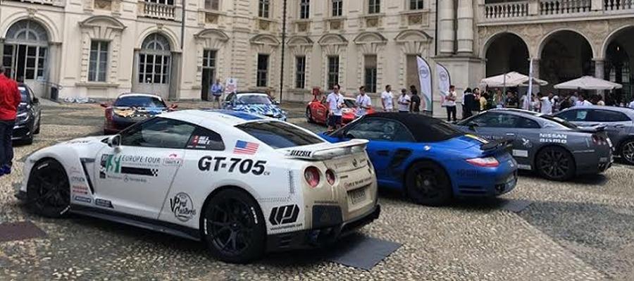 Photo of Deja Nissan GT-R huella en el Tour Europeo 2016