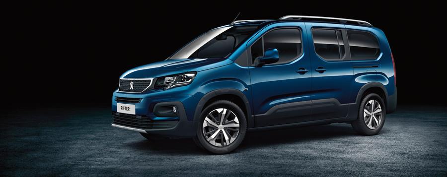 Photo of Nuevo Peugeot Rifter, la nueva Partner