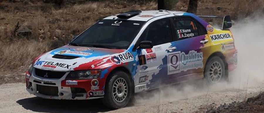 Photo of Un joven mexicano campeón de rally: Pancho  Name