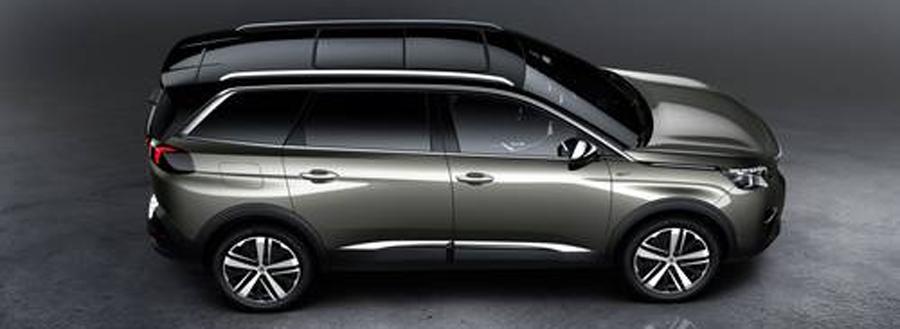 Photo of Nuevo Peugeot 5008: El SUV entra en una nueva dimensión