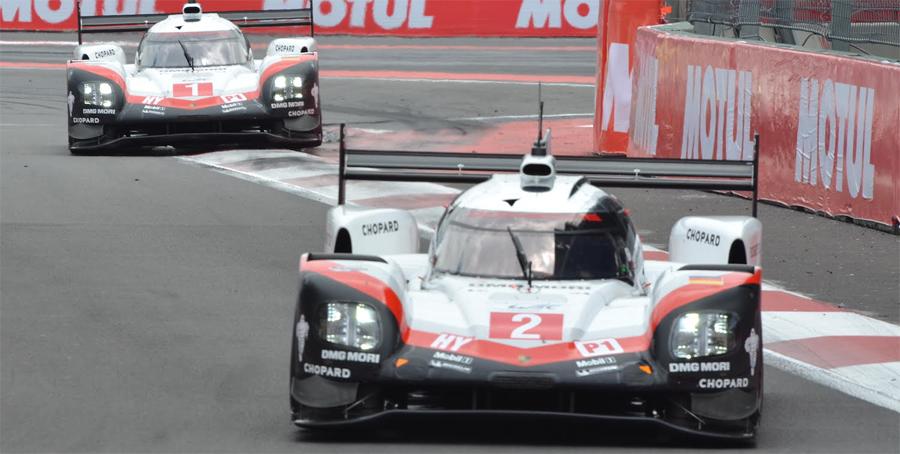 Photo of Porsche extiende su dominio en las 6 Horas de México