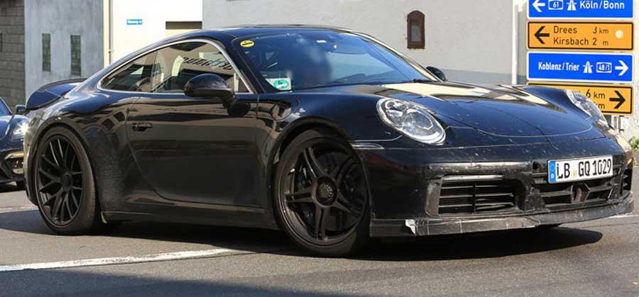 Photo of El Porsche 911 GTS vendrá renovado ahora con potencia turbo