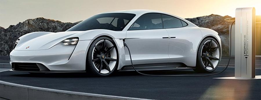 Photo of El nuevo eléctrico de Porsche ya tiene nombre Taycan