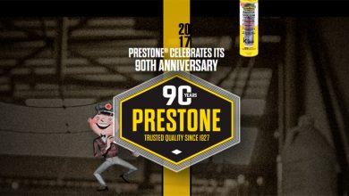 Photo of Durante 90 años, Prestone® ha sido el nombre de confianza en la protección excepcional de vehículos