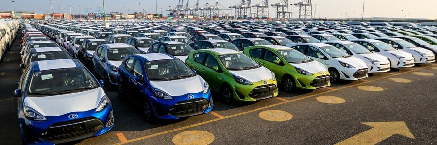 Photo of Llegan Toyota Prius C&CH-R,  recién desempacados en México