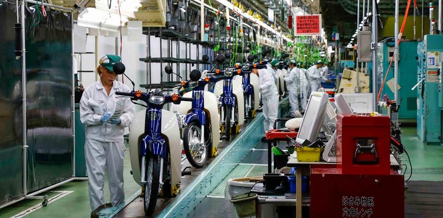 Photo of Celebra Honda el Hito de la producción global de 100 millones de motocicletas serie Super Cub