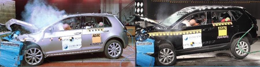 Photo of Volkswagen y Seat: primeros en alcanzar cinco estrellas bajo nuevo protocolo de evaluación de Latin NCAP