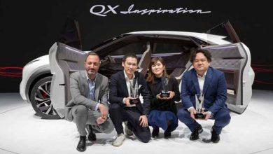 Photo of Premian al INFINITI QX Inspiration Concept  como el mejor vehículo concepto en NAIAS 2019