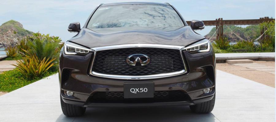 Photo of Llega al mercado mexicano el SUV de lujo INFINITI QX50 2019