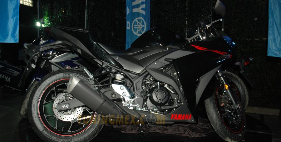 Photo of Presentó Yamaha Motor de México, la YZF-R3