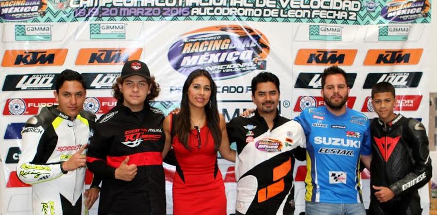 """Photo of Recibió el """"Gran Premio Antonio Arellano «MANDY""""  bandera verde oficialmente en León Guanajuato"""