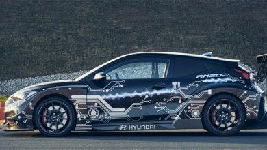 Photo of RM20e Racing Midship, el prototipo de automóvil deportivo eléctrico de Hyundai