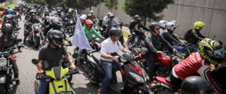 Photo of SUMARON MIL 120 MOTOCICLISTAS EN LA 9ª  RODADA PASIÓN POR LA SEGURIDAD