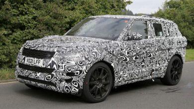 Photo of El Range Rover Sport SVR capturado arroja más camuflaje y revela nuevos looks