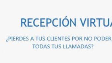 Photo of Recepción Virtual de Improtec, para que no pierdas clientes