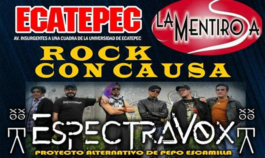 Photo of Rock con Causa, para apoyar a niños con enfermedades terminales