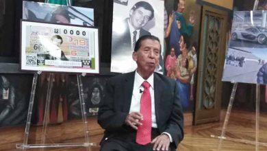 Photo of Lotería Nacional festeja a Rodolfo Sánchez Noya por su 60 aniversario como cronista del deporte motor