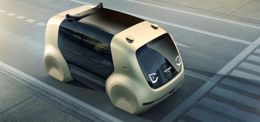 Photo of Sedric – el primer auto concepto del Grupo Volkswagen