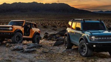 Photo of SEMA Garage albergará la sesión de medición Ford Bronco '21