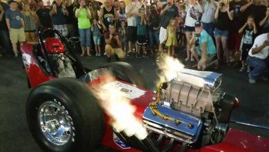 Photo of Nitro-Fueled «Cacklefest» presentado en SEMA Ignited