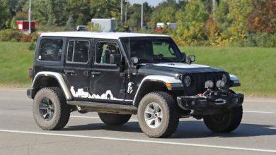 Photo of ¿Es este un Jeep Wrangler Stormtrooper Edition 2020?