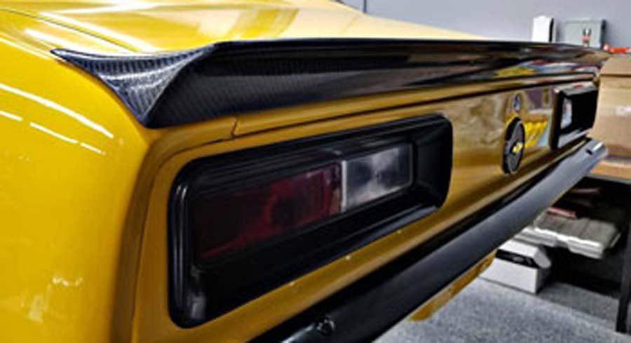 Photo of Dentro del  SEMA Garage  : Camaro '67  Build Project