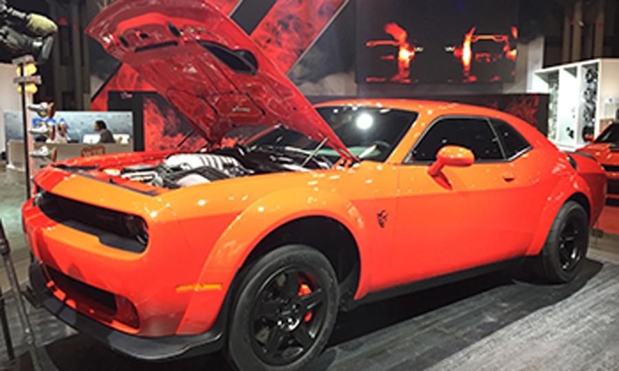 Photo of Salón Internacional del Automóvil de Nueva York destaca rendimiento