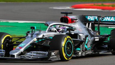 Photo of Equipo Mercedes-AMG Petronas de Fórmula Uno con nuevo diseño y color