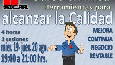 Photo of Curso en línea de: Herramientas para alcanzar la Calidad