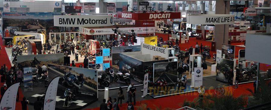 Photo of Abrió sus puertas el 13vo Salón Internacional de la Motocicleta 2015