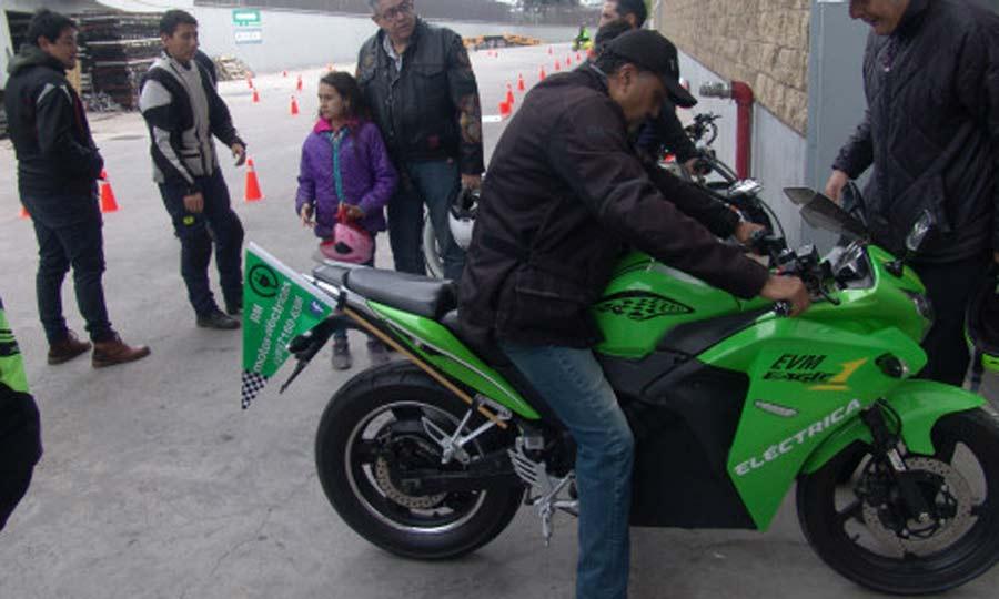 Photo of Aumenta en México 17% el número de motocicletas
