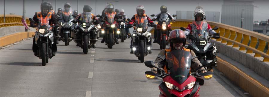 Photo of Impulsan la creación de una red de auxilio ciudadano en motocicleta